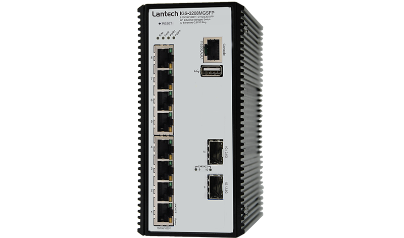 Lantech IGS-3208MGSFP
